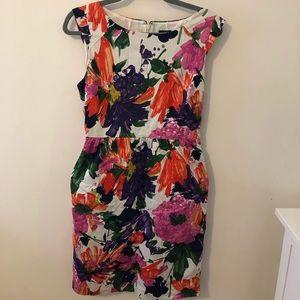 Floral J.Crew Dress